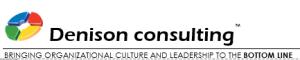 Denison Logo mit Tagline