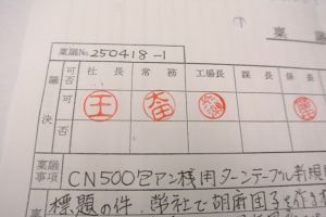 """""""Ringi sho"""" - An important process in Japanese decision-making"""